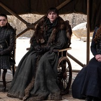 Game of Thrones 8x06 - The Iron Throne
