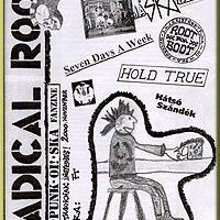 Radical Roots #1-4., 7. (Dunaharaszti, 2000-2007.)