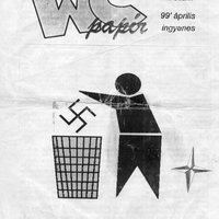 WC-papír #7 (Dunaújváros, 1999)