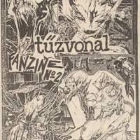 Tűzvonal #1-2. (Szeged, 1990.)