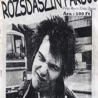 Rozsdaszín párduc #1-3. (Budapest, 1997-1998.)