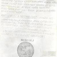 Red partizans (Hely nélkül, ? Szombathely? 1997.)