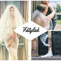 Menyasszonyi kiegészítők 1. rész - A fátyol