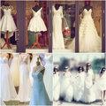 A nagy menyasszonyi ruhahatározó - fazonok és színek