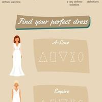 A menyasszonyi ruha kiválasztása