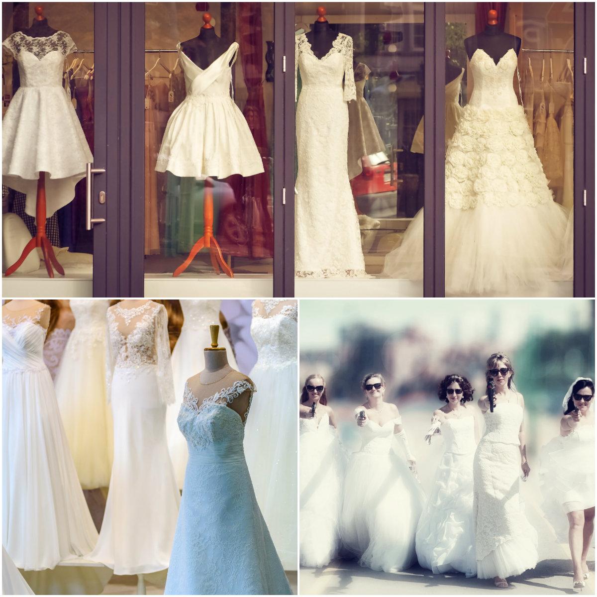 11a850689f A nagy menyasszonyi ruhahatározó - fazonok és színek - Fapados Esküvő