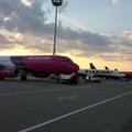 Két igazi nagyágyúnak rontott neki a Wizz Air Frankfurtban