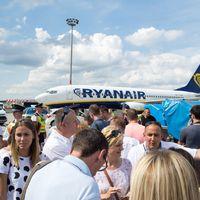 Ezért hagyja lazán Budapesten az utasok csomagjait a Ryanair