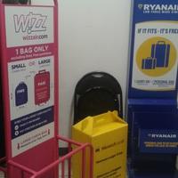 A hülye utas esete három csomaggal és a Wizz Airrel