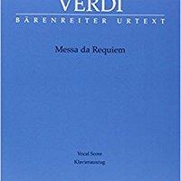 ??UPDATED?? Messa Da Requiem (critical Ed.): Vocal Score. budget Zurich versions mejor offer aprueba melhores