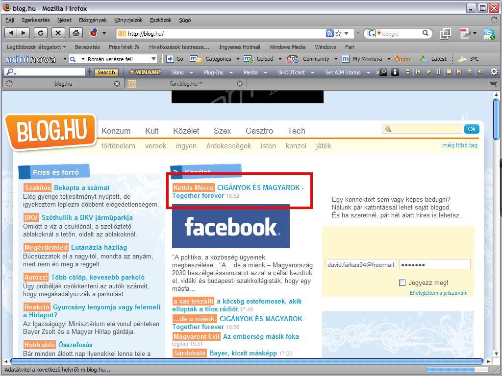 fogalmazásos önéletrajz fari.blog.hu™ fogalmazásos önéletrajz