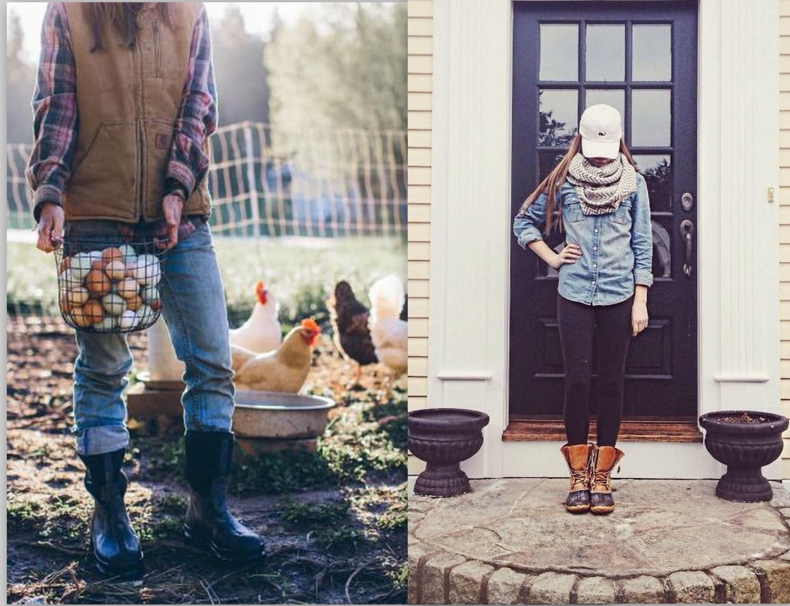 5 tipp, mire figyelj oda az öltözködésben, mint gazdász lány + 1 jó tanács!