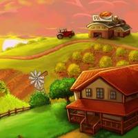 A nagyi farmja játék