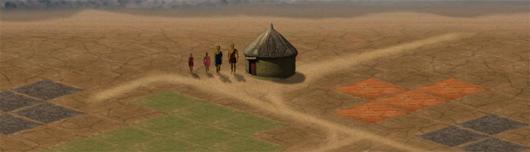 3rd World Farmer játék