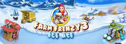 Farm Frenzy 3 - Ice Age játékok