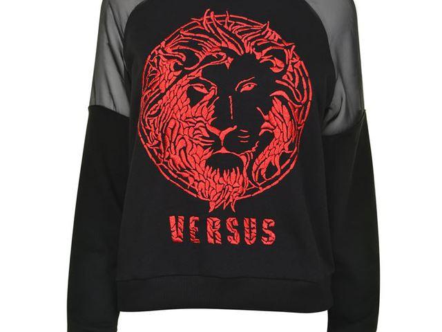 Versus Versace Insignia Sweatshirt ca6d07387d