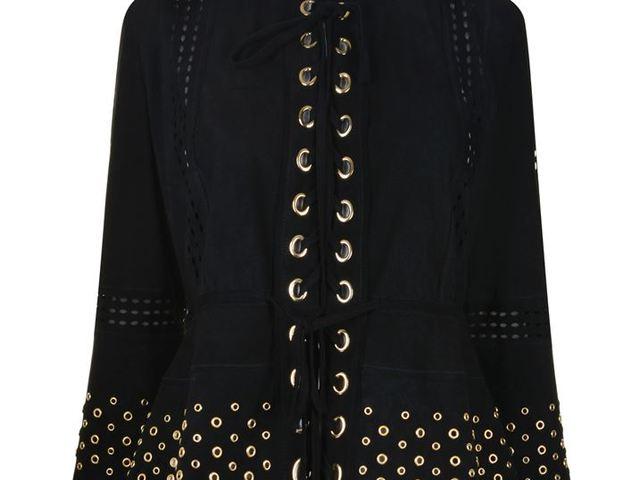 Just Cavalli Eyelet Jacket f5cd1b8518
