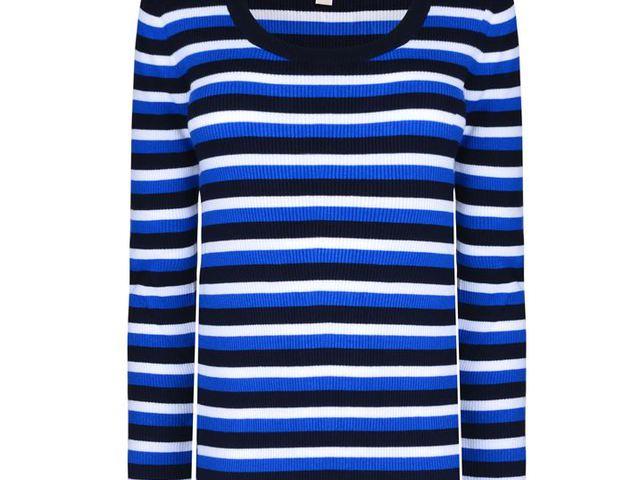 MICHAEL Michael Kors Stripe Ribbed Sweater 5ad8b2c746