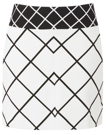 702c07b33c Fekete-fehér kockás szoknya (Karen Millen) - Fashion, Style & Beauty