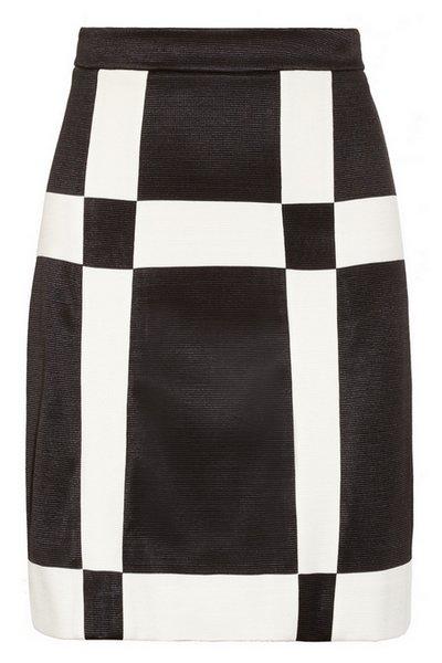 e04dbb8d90 Fekete-fehér szoknya (Marni) - Fashion, Style & Beauty