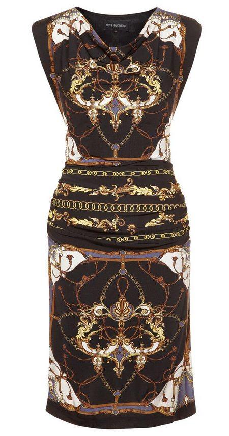 b1402e1863 ruha mintás koktélruha alkalmi ruha női divat Ana Alcazar kendőmintás