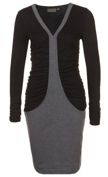 ruha női divat szürke-fekete Fransa 64e37b5bda