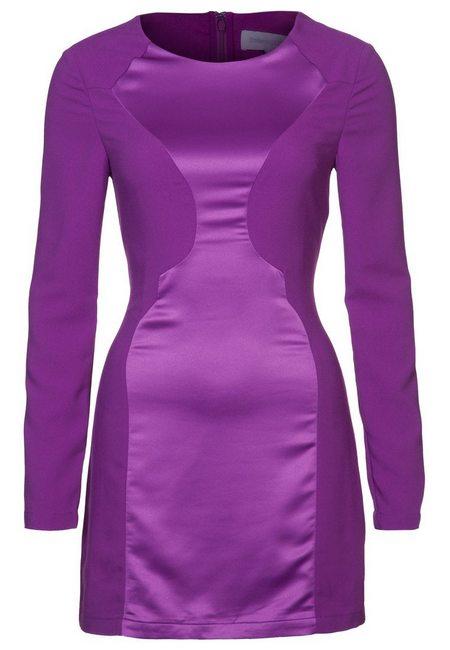 bfbdf07eb3 Lila hosszú ujjú koktélruha (Finders Keepers) - Fashion, Style & Beauty