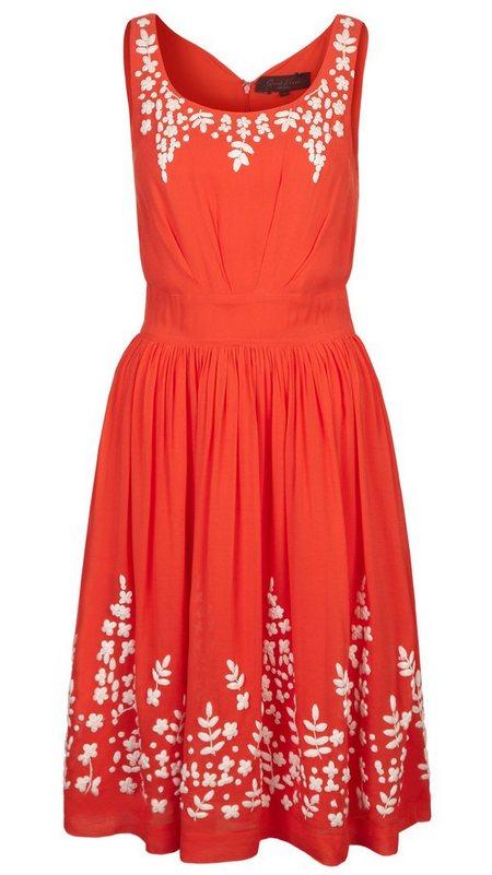 314db5137c Piros-fehér ujjatlan ruha (Great Plains) - Fashion, Style & Beauty