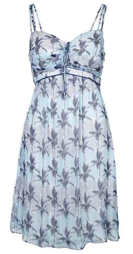 25dc8f03d1 Kék mintás levehető pántos nyári ruha (Kookai) - Fashion, Style & Beauty