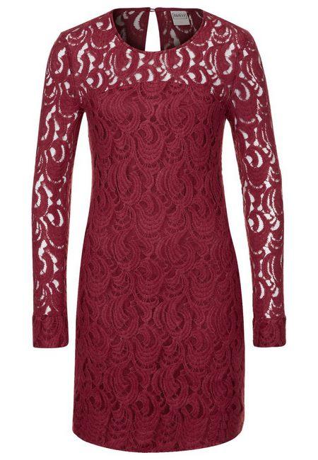 ruha piros csipke koktélruha alkalmi ruha női divat Object 4c7732e241