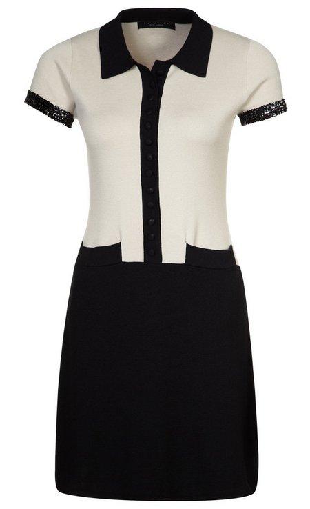 ruha fekete-fehér női divat Twin Set 3839354379