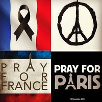 Pray for Paris!
