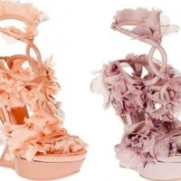 Tavaszi cipők az Alexander McQueentől