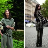 Franciás eklektika - Chloé RTW Spring 2012