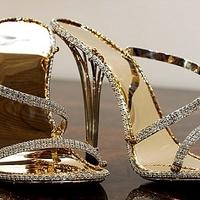 A világ legdrágább cipői