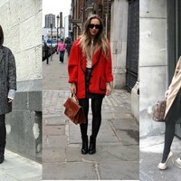 Oversized kabátok
