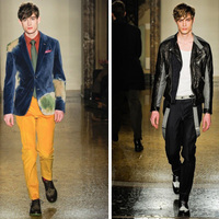 Milan Fashion Week 2012 - férfi szekció - 2. rész
