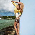 Magdalena Frackowiak a Vogue Paris címlapján