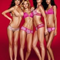 Valentin napi angyalok a Victoria's Secretnél