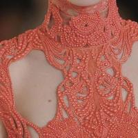 Kifinomult részletek: Alexander McQueen Spring/Summer 2012