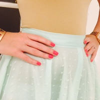 Koszorúslány outfit #27