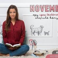 Novemberi könyvajánló - Egy könyv, ami igaz történeten alapul