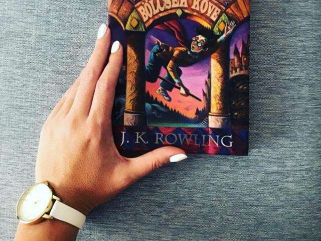 Első élményem Harry Potterrel