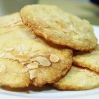 Kedvenc kekszem – Citromos mandulás