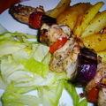 Σουβλάκι - Csirke Souvlaki