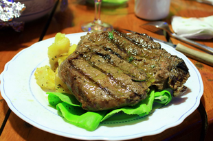 "A ""szelei"" steak"