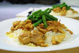 Curry, ismét