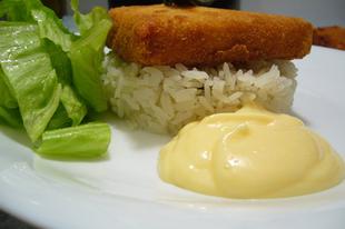 Rántott sajt