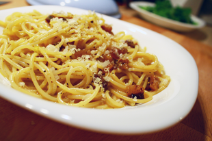 Carbonara alaprecept