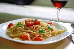 Spagetti ala Barilla